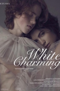 BLOG (White Charming out on DETUSSA MAGAZINE!) (1)