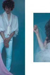 Editorial for Pure Gold Magazine! 2